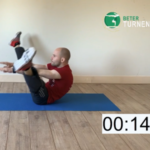 Beter Turnen Home Workout