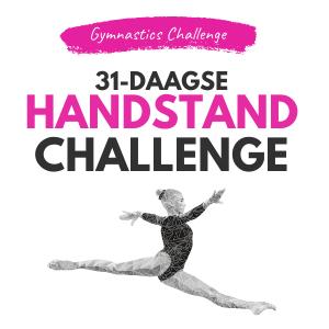 Handstand leren turnen challenge