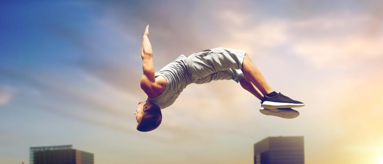 De salto; hoe leer je het jezelf en je turnsters aan?