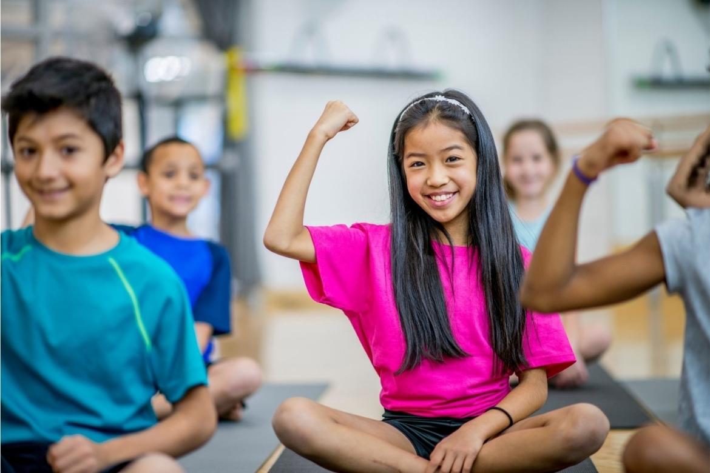 gymles-kinderen-blij
