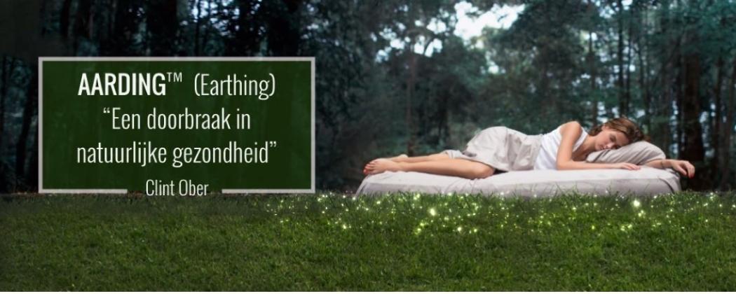 Aarding (ook wel Earthing of aarden genoemd), is van levensbelang.