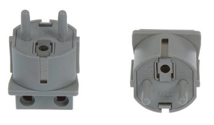 Aardingsstekker voor in je geaarde stopcontact