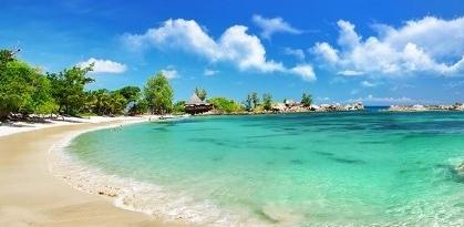 strandwandeling is goede aardingsoefening