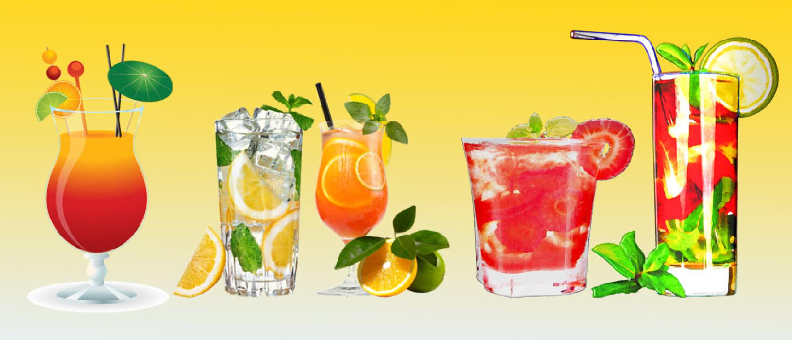 Drank mix Cocktail