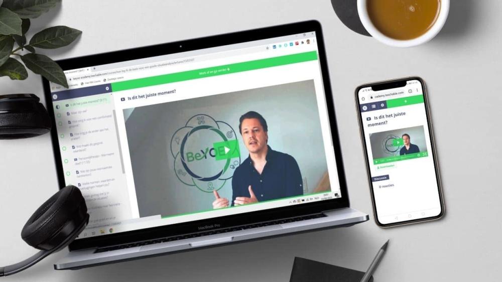 BeYOe Vic Verdonck Perceptie en feedback coach