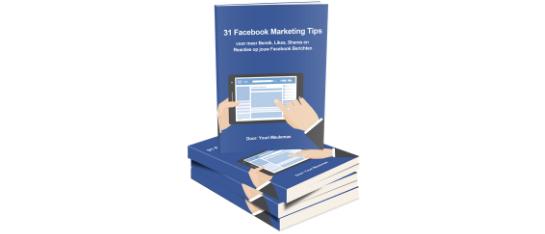 31 Facebook Marketing Tips - Youri Meuleman