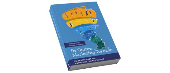 Boek Online Marketing Tornado IMU