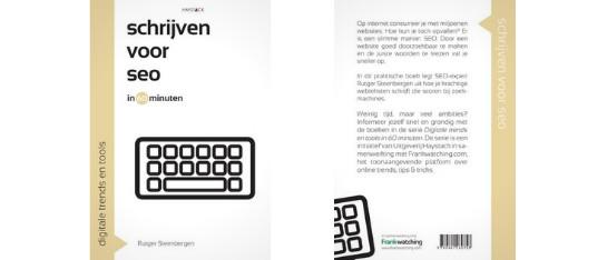 Schrijven voor SEO - Rutger Steenbergen
