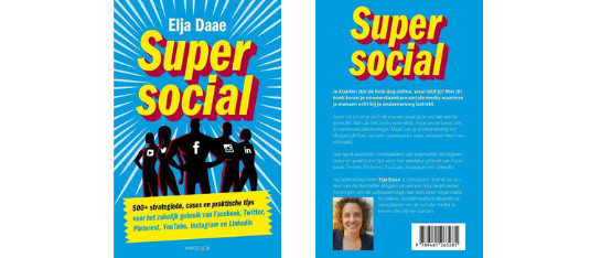 Boek Super Social - Elja Daae