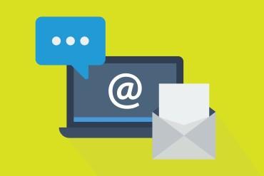 Effect met e-mails - email marketing tips Bezoekers & Boekers