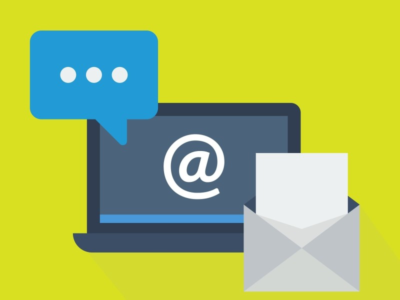 Effect met e-mails - email marketing tips Bezoekers & Boekers