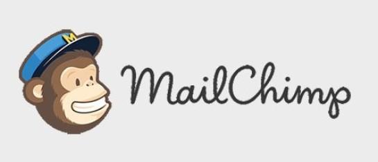 MailChimp e-mail marketing