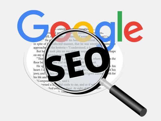 SEO: Search Engine Optimization - Google zoekmachine