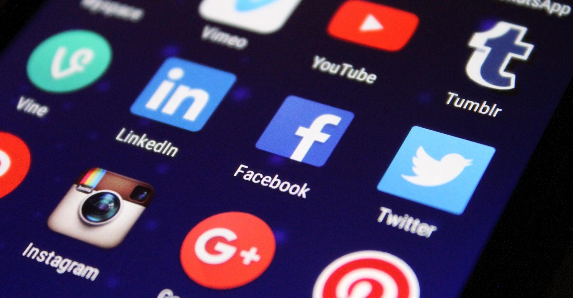 Social media slim inzetten