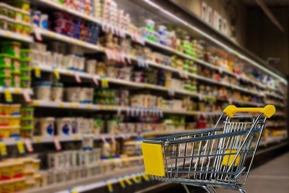 Gemak bij boodschappen in de supermarkt