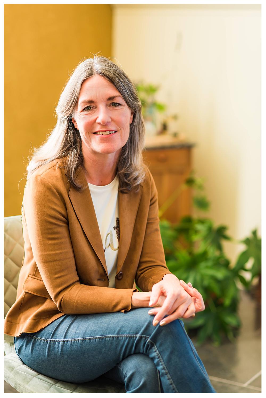 Voedingsdeskundige vrouwen in de overgang