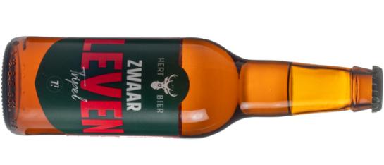 zwaar-leven-hert-bier