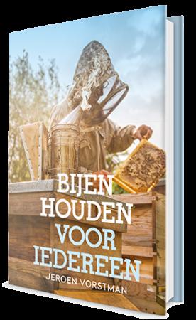Bijenhouden voor iedereen auteur Jeroen Vorstman