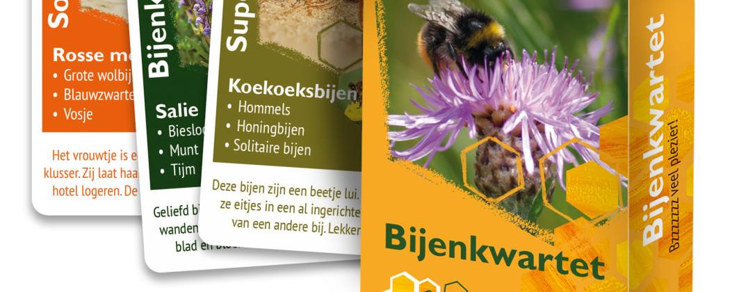 Het Bijenkwartet! Nieuw en bij-zonder