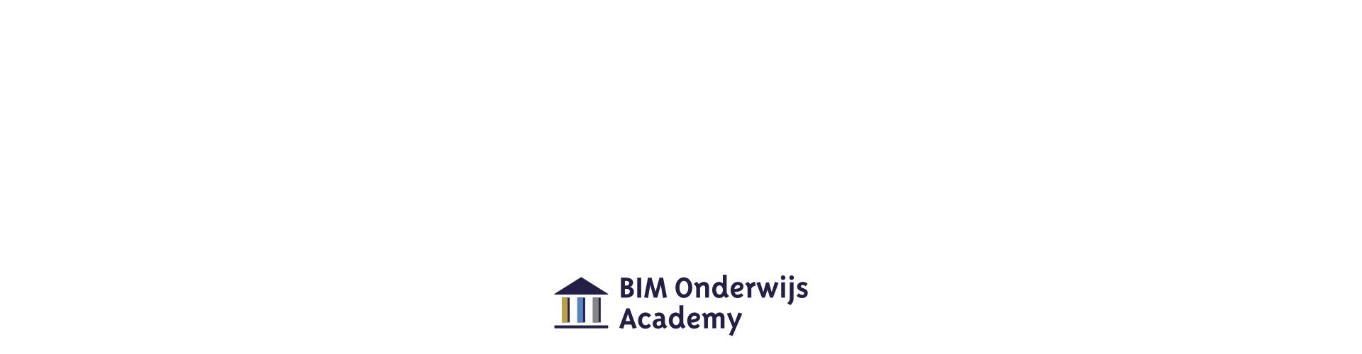 Achtegrond BIM Onderwijs Academy
