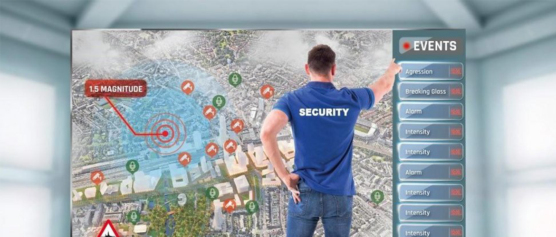 Calamiteiten in de stad worden via digitaal 3D model platform getoond