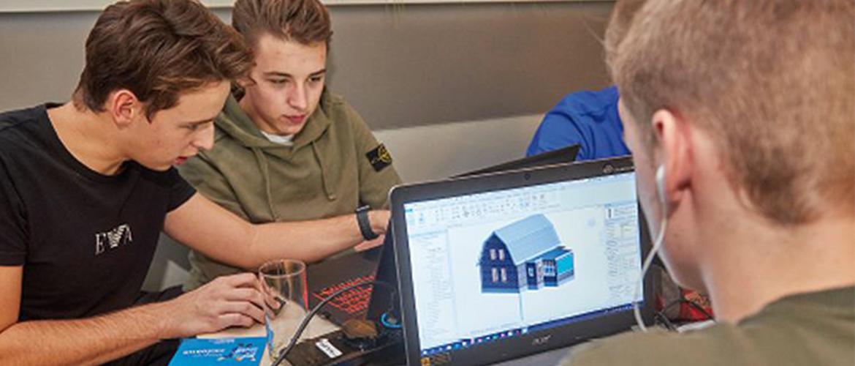 De opleiding Smart Building bij ROC de Leijgraaf