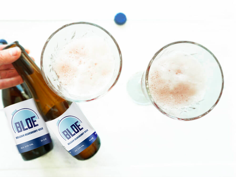 bloe-belgian-beer