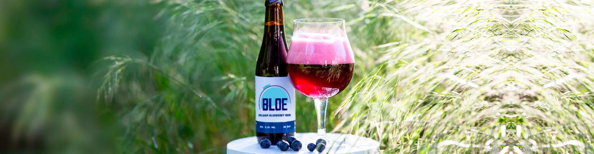 Best Belgian Blue Berry Beer