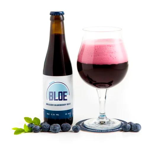 BLOE belgian blueberrybeer