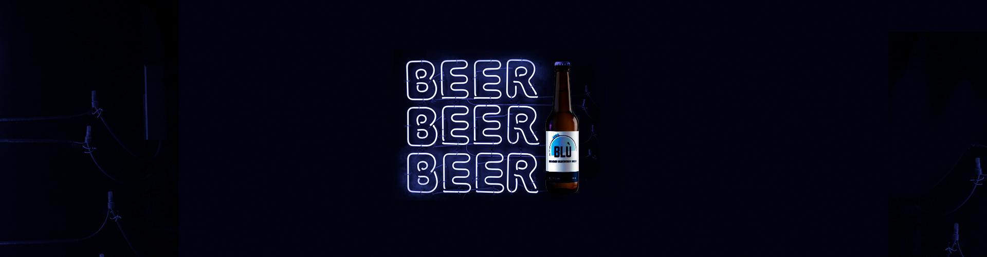 Blù - Blueberry beer
