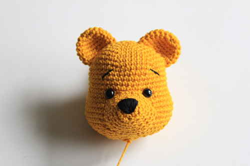 Haakpatroon Winnie the Pooh 1