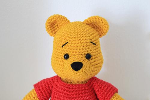 Haakpatroon Winnie the Pooh 6