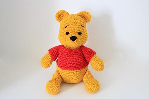 Haakpatroon Winnie the Pooh 7