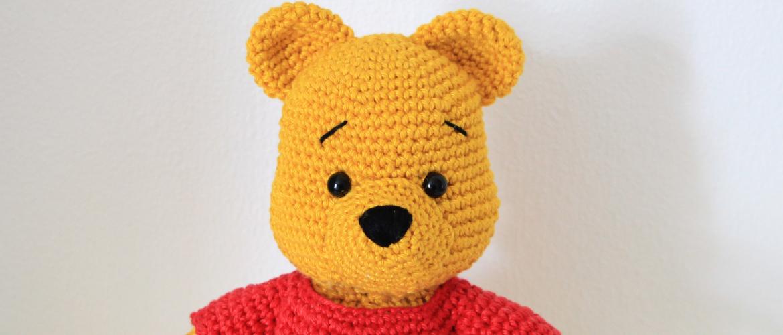 Gratis Haakpatroon Winnie the Pooh, Super voor de Kids!