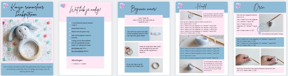 haakpatroon-konijn-rammelaar-pdf