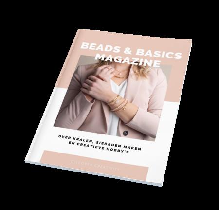 sieraden tijdschrift beads and basics magazine