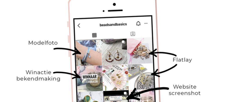 12 Tips om Sieraden te Verkopen op Instagram (of iets heel anders)