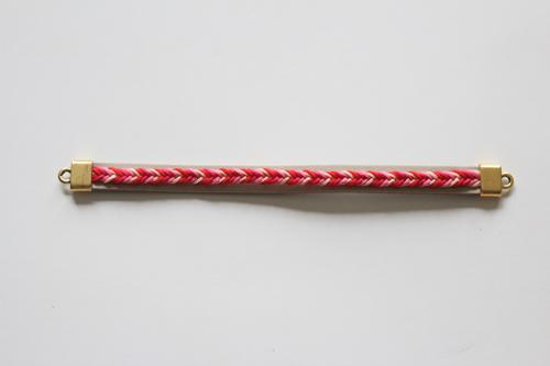 Visgraat Vlecht Armband 8
