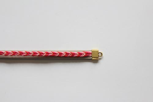 Visgraat Vlecht Armband 7