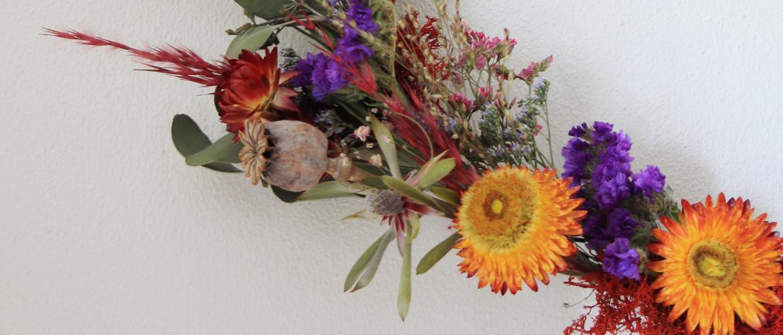 DIY Pakket Droogbloemen Krans, Wat vinden wij van dit Kleurrijke Pakket?