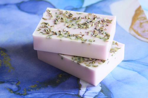 DIY Pakket Lavendelzeep