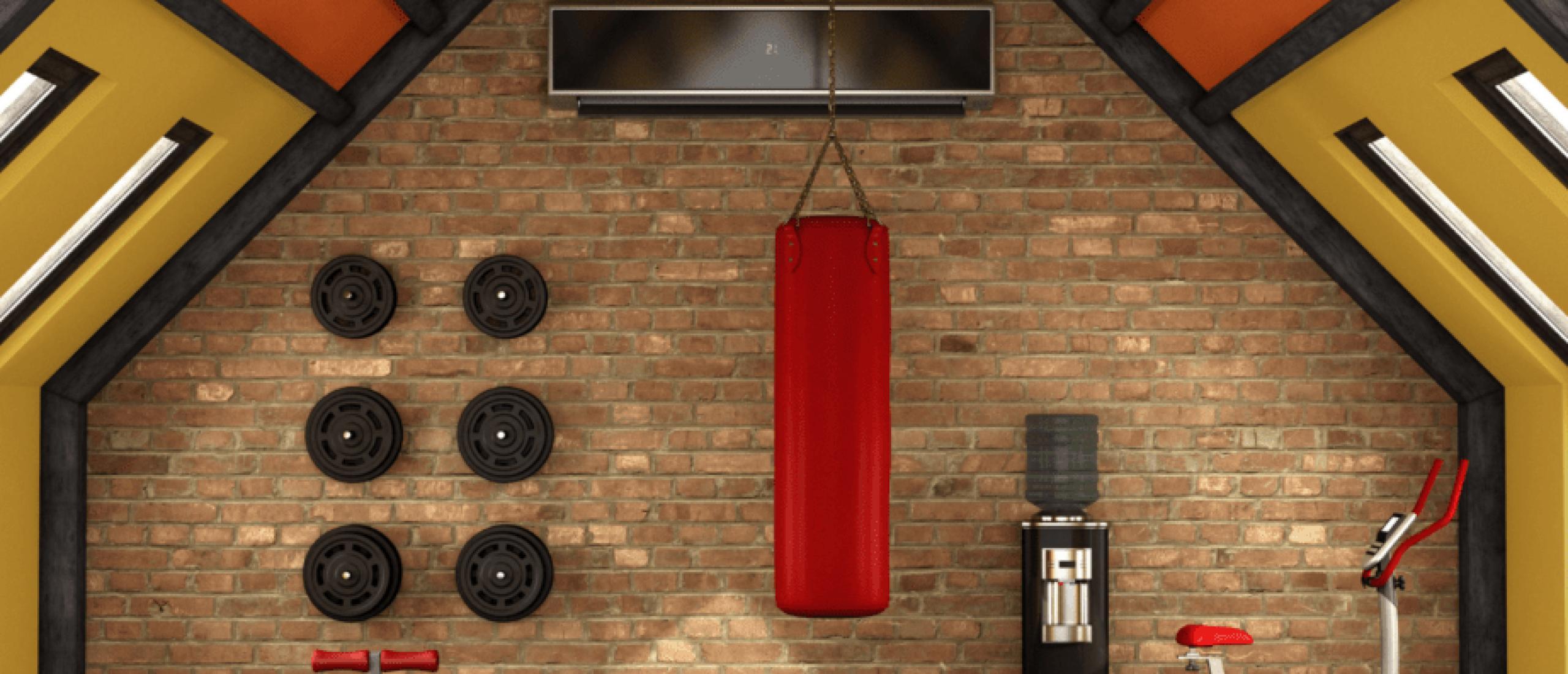 7 must have verfkleuren voor je home gym