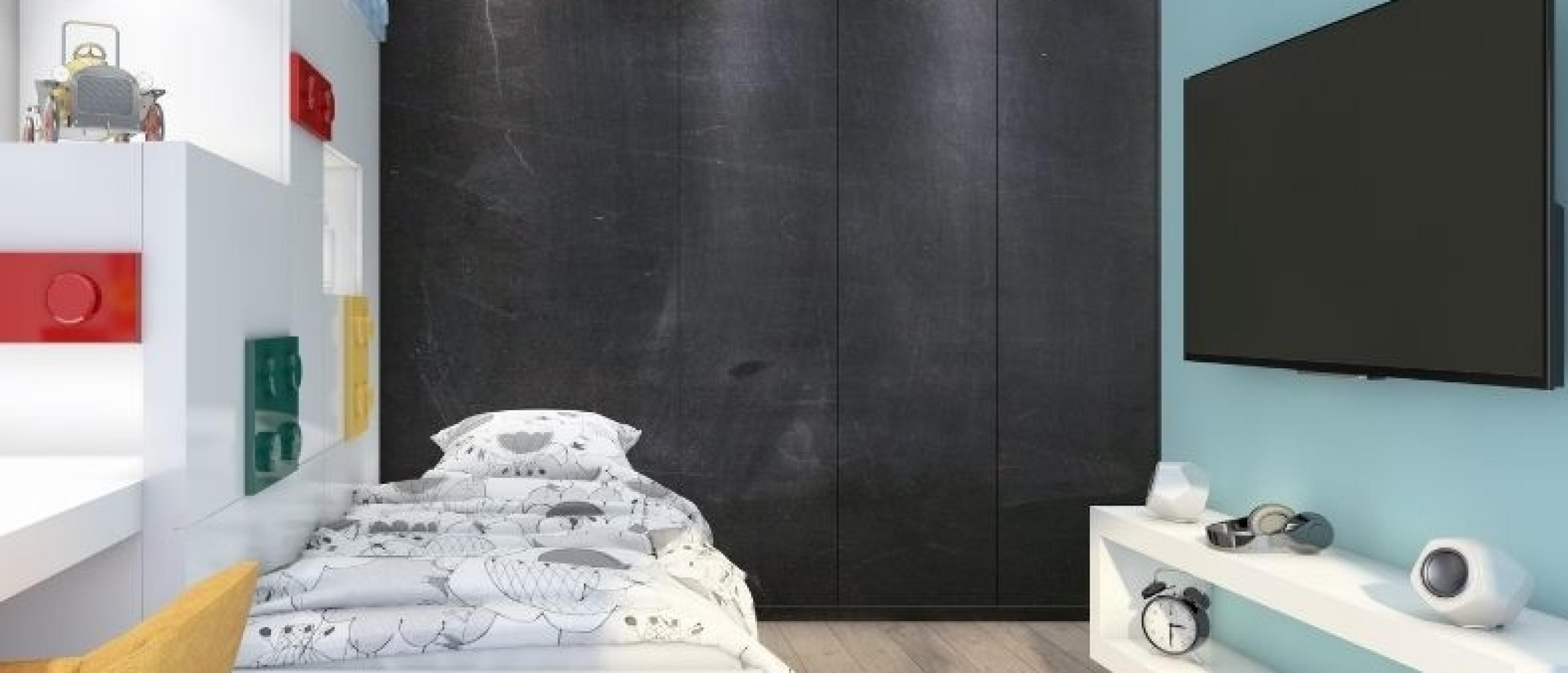 Dé leukste verfkleuren voor de kinderslaapkamer