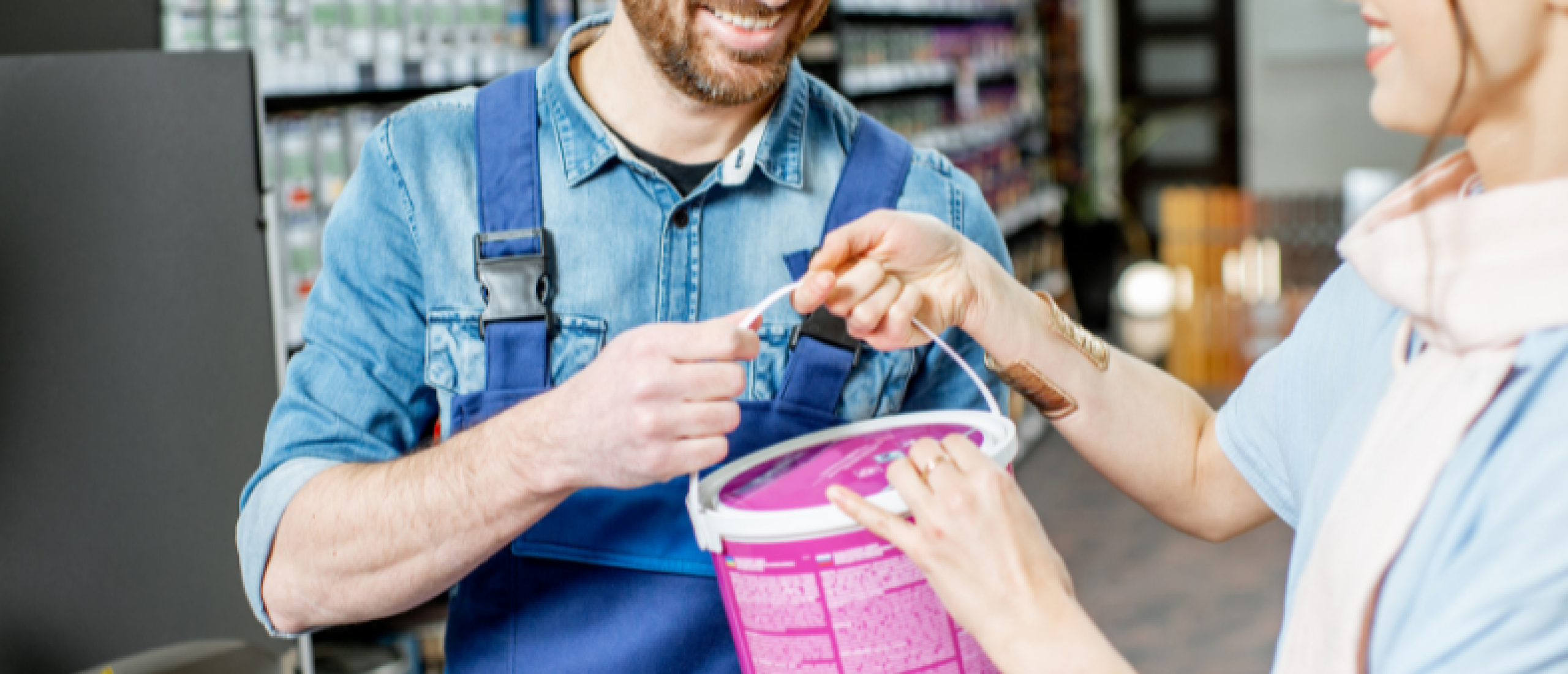 Waarom je verf online wil kopen