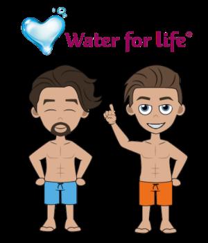 Water For Life en de Zwembadmannetjes