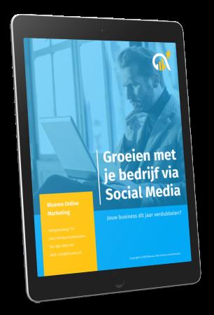 Social Advertising Bluema