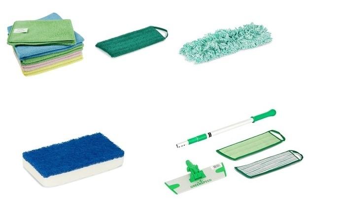 twispmop,microvezel,glasdoek,greenspeed