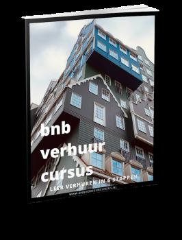 BNB verhuur cursus e-book