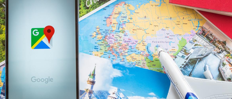 Nieuw! Google is de koning van internet   google travel !