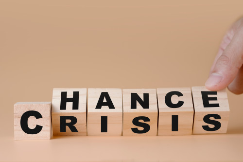 vakantie en crisis
